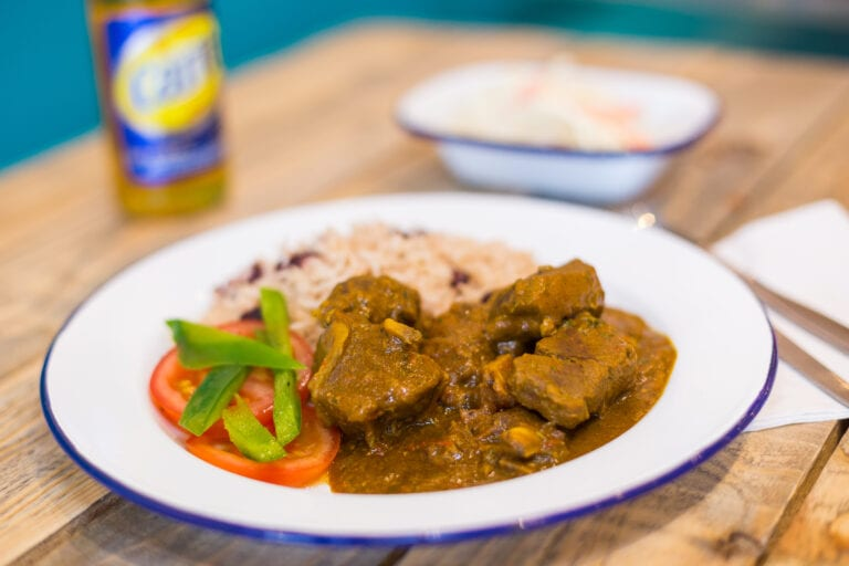 Curry Goat Cafe Caribbean Restaurant