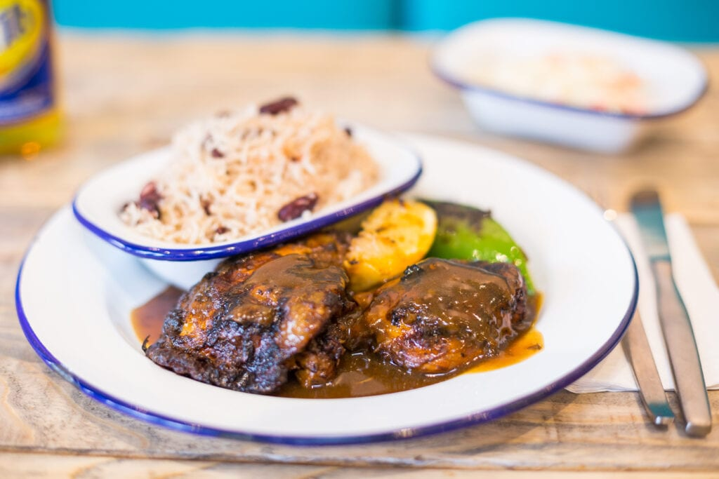 Jerk Chicken Loughton