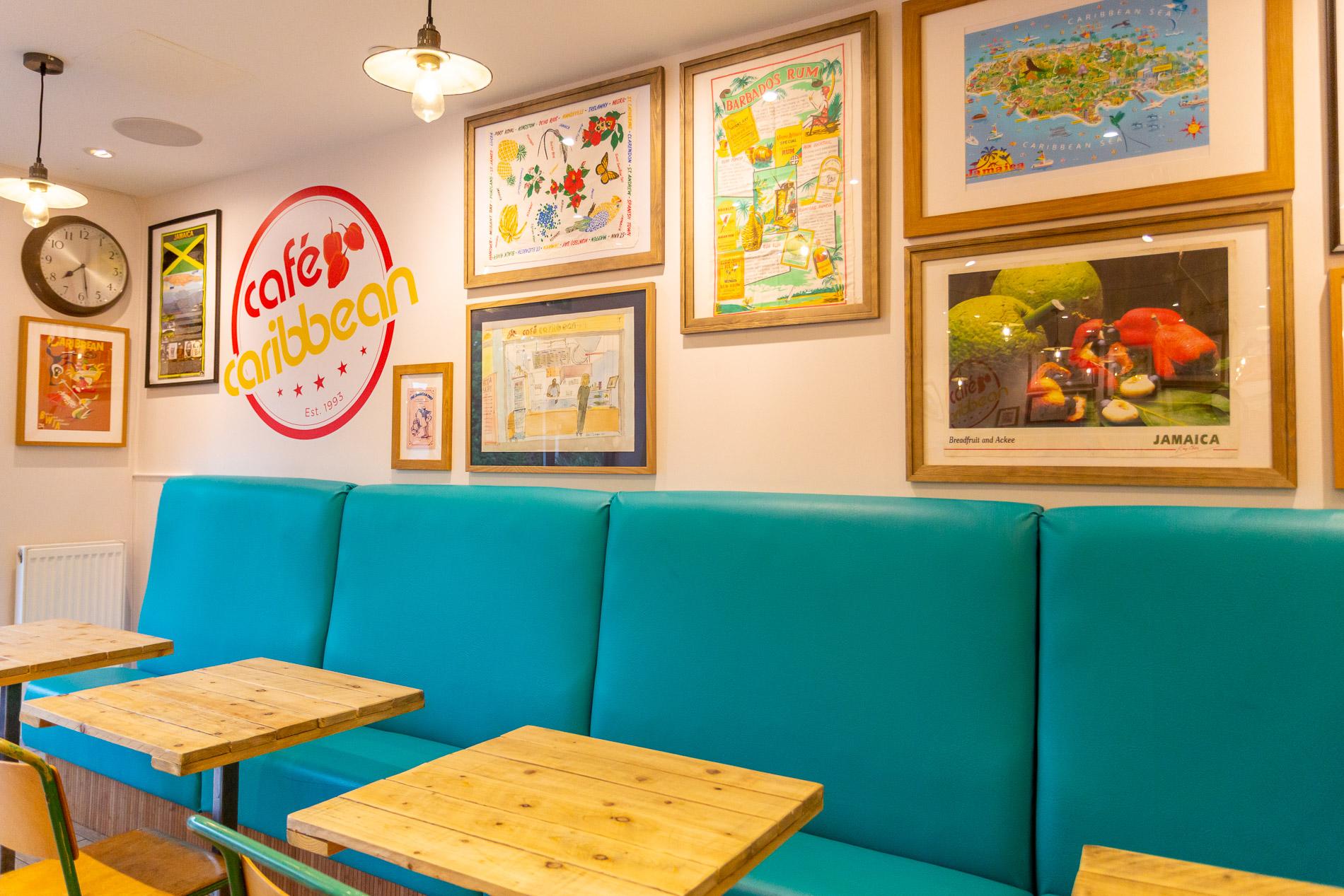 Cafe Caribbean Restaurant Loughton